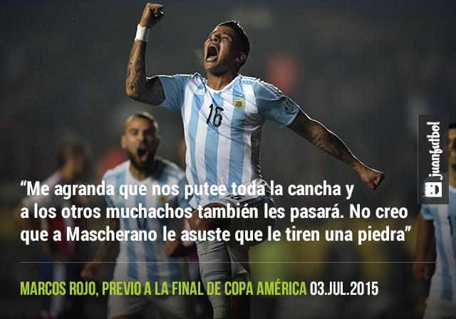 Argentina no le teme a los anfitriones