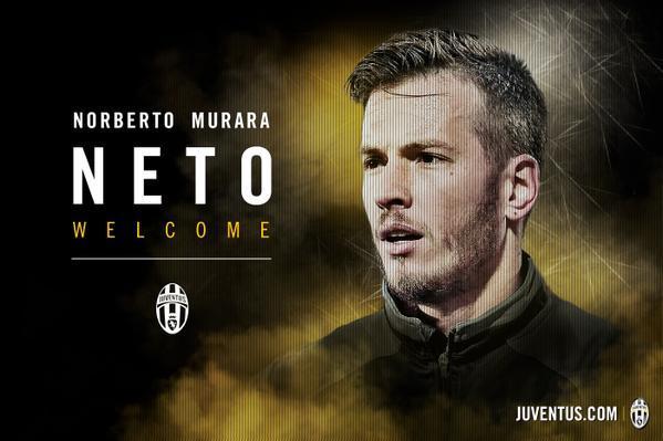 Juventus ficha a un arquero para suplir la baja de Marco Storari. Llega de Cagliari el futbolista, Neto.
