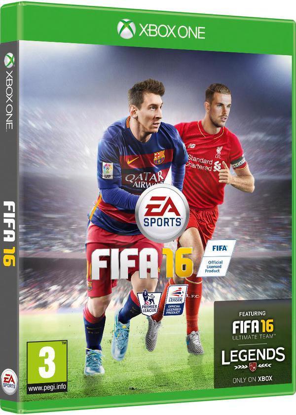 Henderson acompañará a Messi en la portada para el Reino Unido