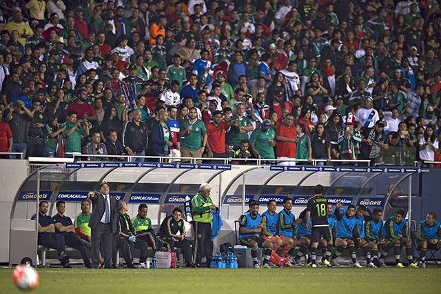 Horarios de Copa Oro