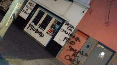 Amenazas en la casa de la abuela de Maxi Rodríguez