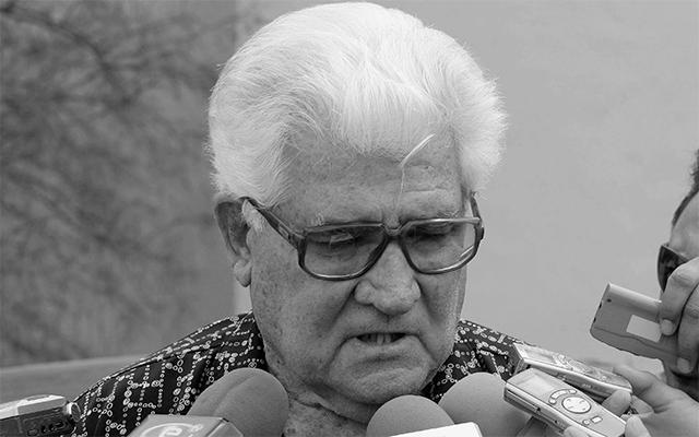 Carlos Miloc fue despedido en 1991, tras golpear a un jugador del Olimpia de Paraguay.