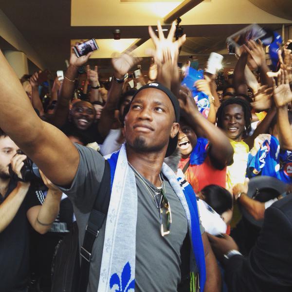Didier Drogba llega a la MLS
