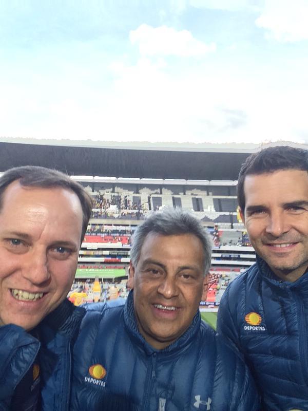 Las transmisiones de Televisa serán encabezadas por quintetas.