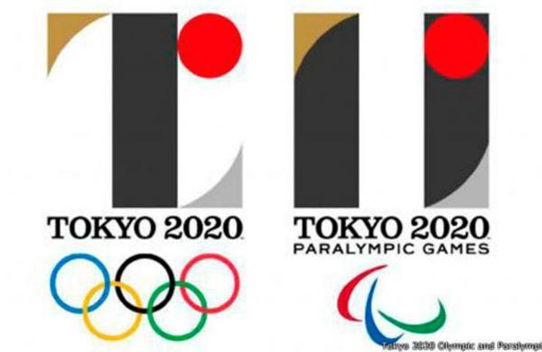 Denuncian plagio en el logo de los JO Tokio 2020