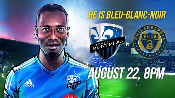 Didier Drogba debutará en la MLS con estadio lleno. Todas las localidades fueron vendidas