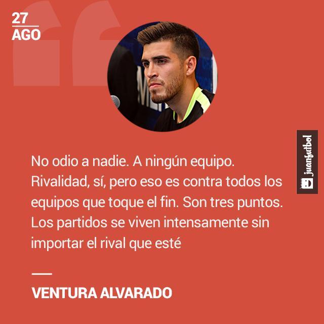 Ventura Alvarado considera que el partido ante Cruz Azul es como cualquier otro