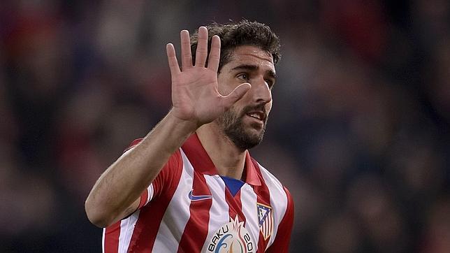 Jugadores  despiden a Raúl García