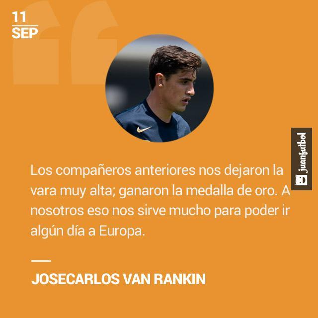 Josecarlos Van Rankin