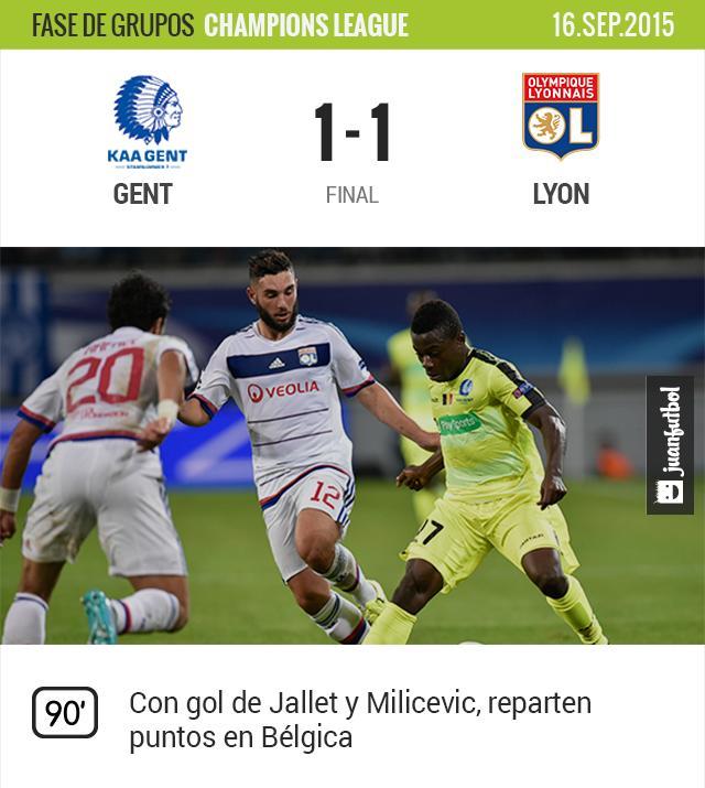 Gent-Lyon