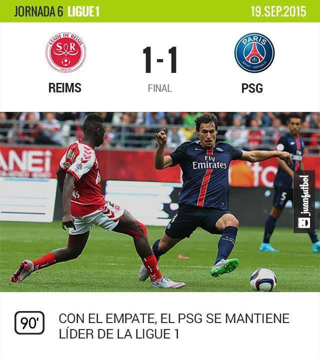 Reims-PSG