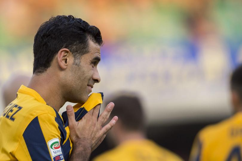 Rafa Márquez es duda para el Tri