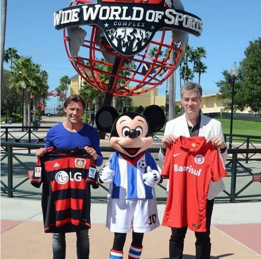 Bayern Leverkusen participará en Florida Cup en enero de 2016