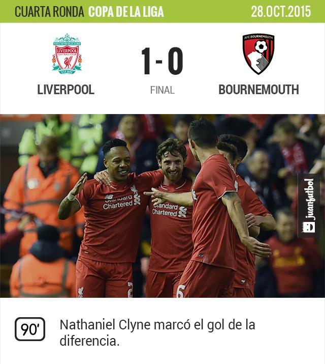 Los Reds sufrieron demasiado.