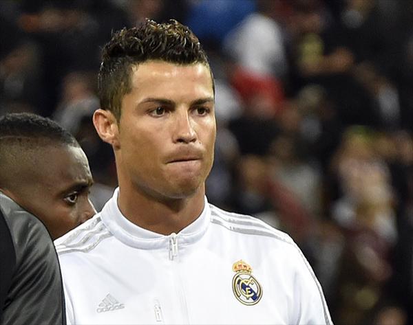 Cristiano y Van Nistelrooy coincidieron en el Real Madrid.