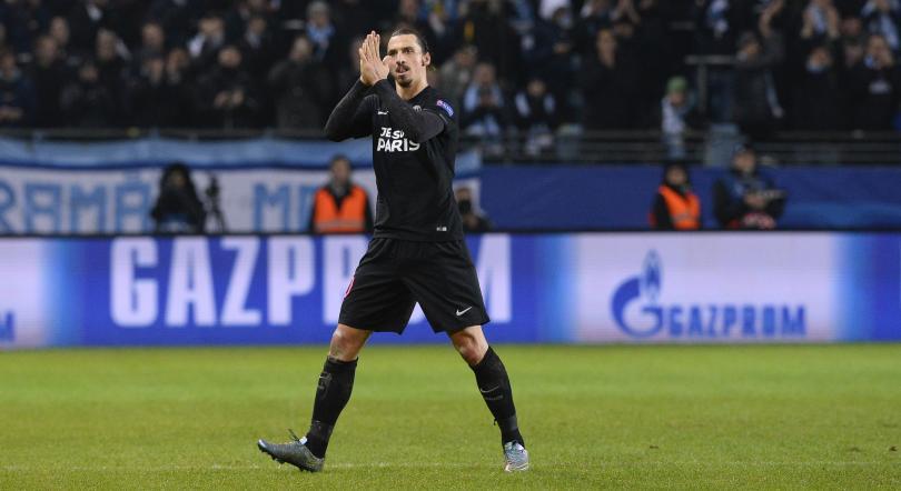 Zlatan lanza 'Zhowtime' el sitio para ver todos sus goles como profesional