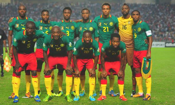 Selección de Camerún