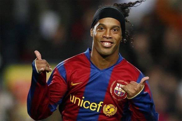 Ronaldihno jugará en Ecuador