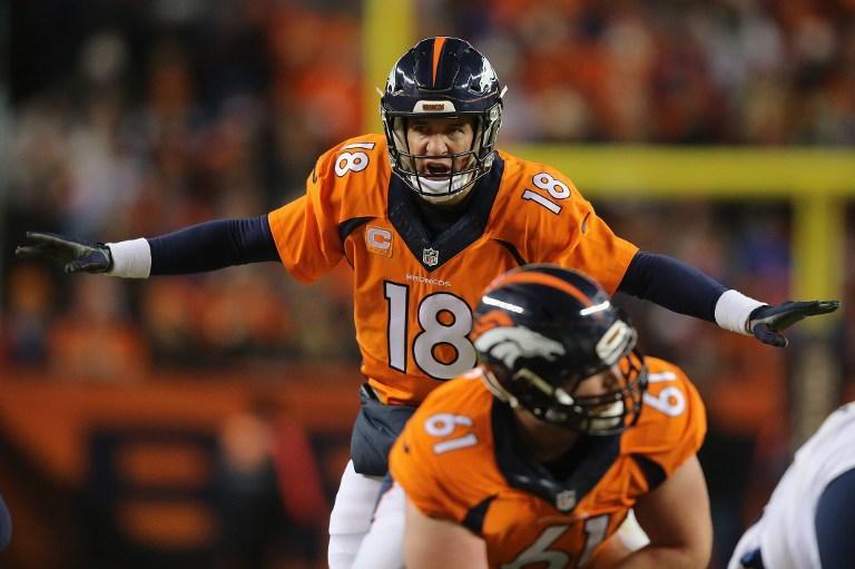 Los Denver Broncos consiguieron ser el sembrado número 1 de la AFC