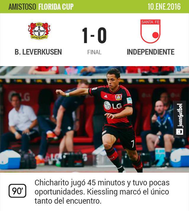El Leverkusen saca una victoria de último minuto