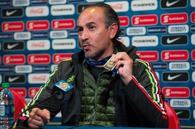 Raúl Gutiérrez asegura que México es favorito para Juegos Olímpicos