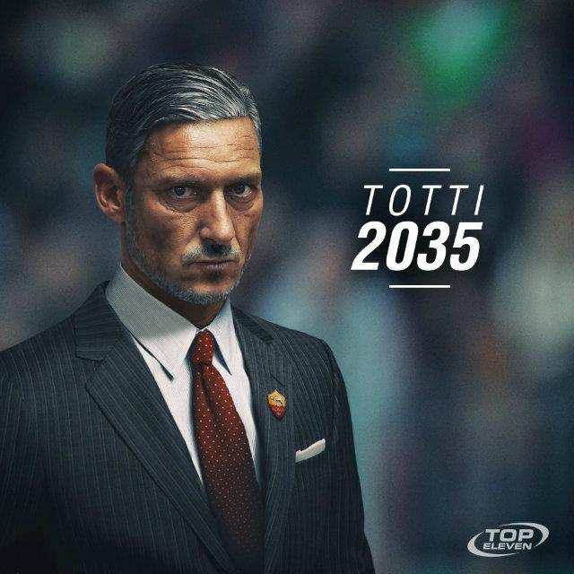 Así serían los actuales cracks del futbol dentro 20 años