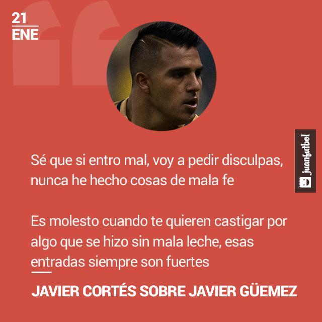 Javier Cortés.