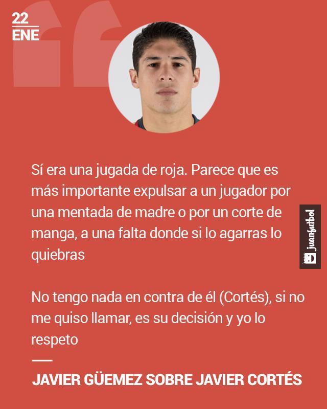 Javier Güemez.
