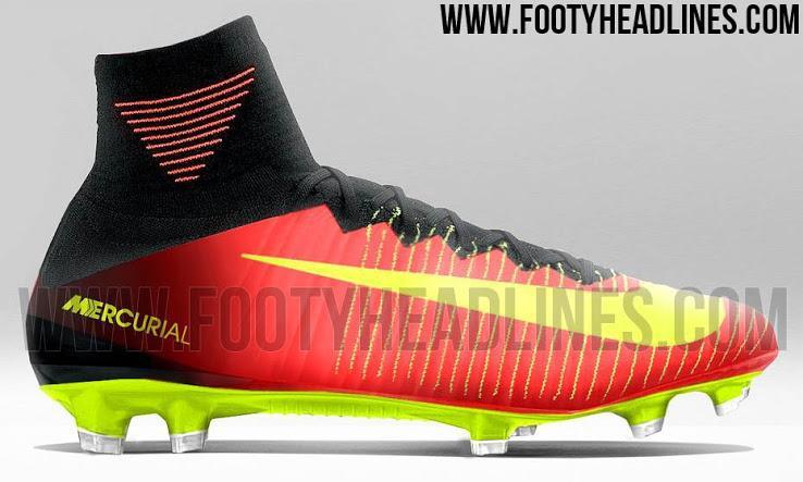 Nike Mercurial 2016 Nuevos