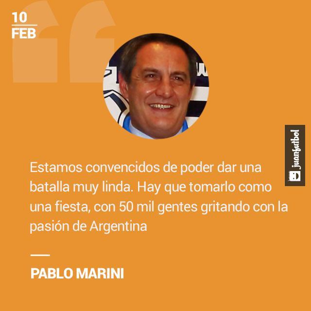 Pablo Marini.