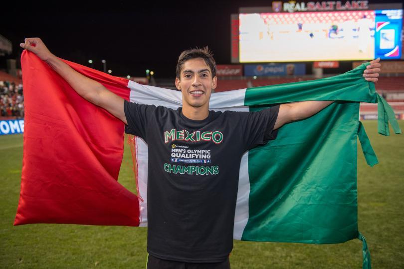 Erick Aguirre sueña con estar en los Juegos Olímpicos de Río 2016