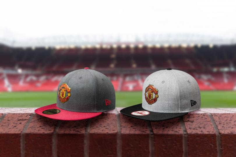 New Era Caps en Old Trafford
