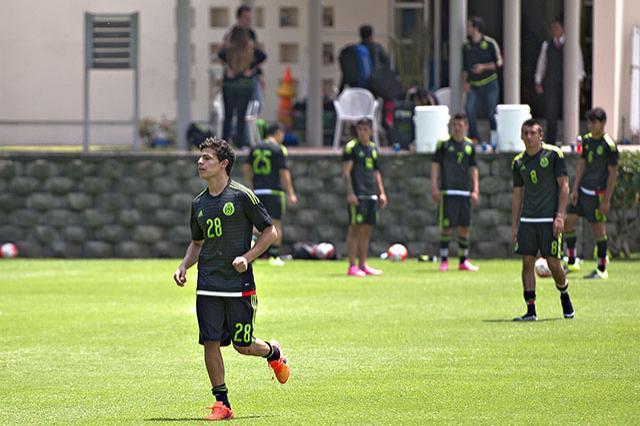 El Tri Sub-23 disputará dos amistosos en Portugal