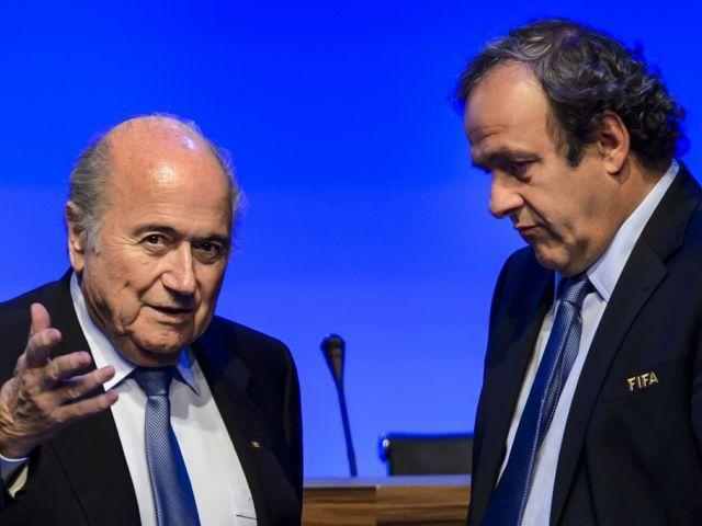 Blatter y Platini sólo fueron suspendidos seis años