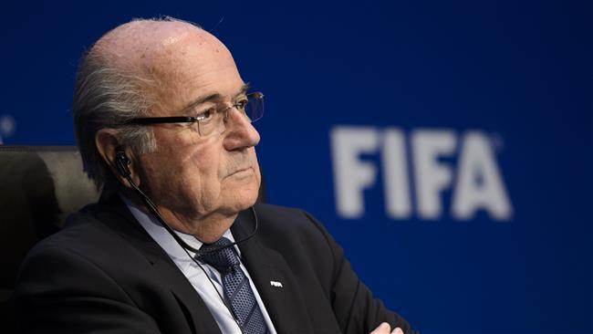 Joseph Blatter, expresidente de la FIFA, habló sobre el nuevo mandatario del organismo y aseguró que es un digno sucesor que continuará con lo que él había planeado.
