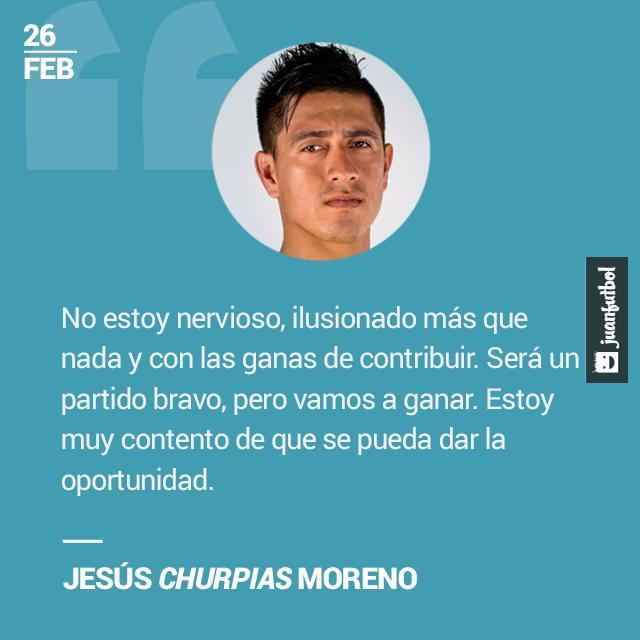 Jesús Moreno llegó como refuerzo al América y debutará ante Tigres.