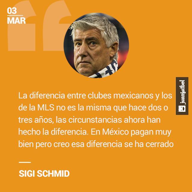El entrenador del Sounders aseguró que no hay tanta diferencia entre la MLS y la Liga MX