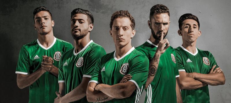 63e200ad7aa79 ¡Gana el nuevo jersey de la Selección Mexicana!