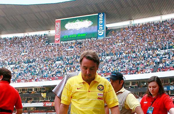 Emilio Azcárraga Jean anunció parte de las remodelaciones en el Estadio Azteca