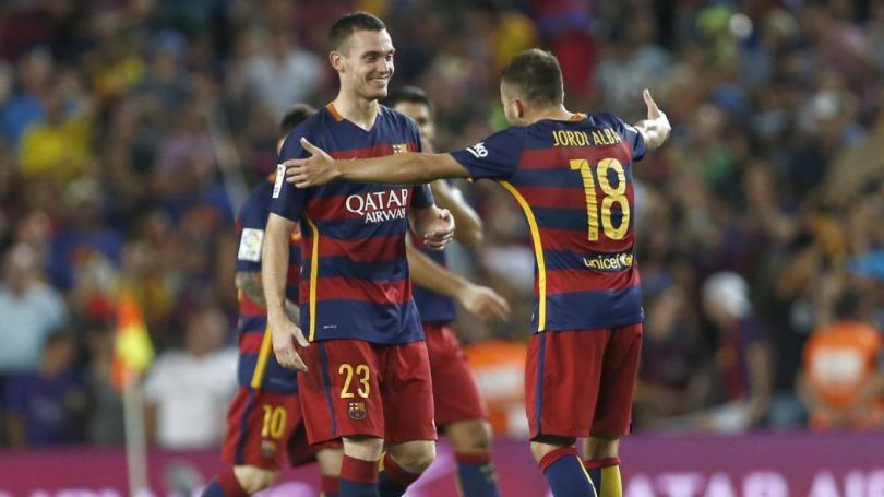 Thomas Vermaelen, defensa del Barcelona, habló de cara al partido frente al Arsenal, su exequipo, en la Champions League de esta semana.