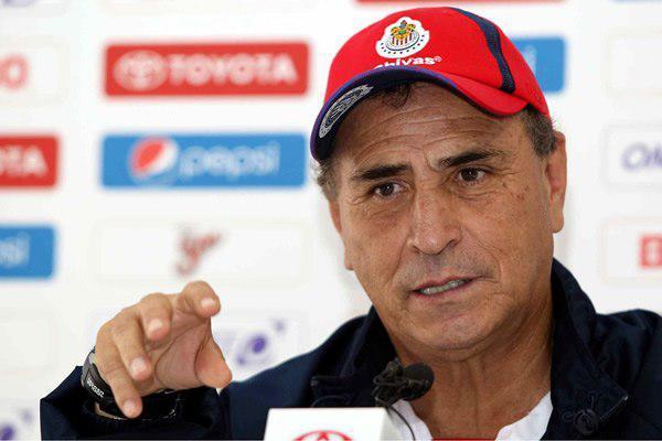 José Luis Real deja a Chivas