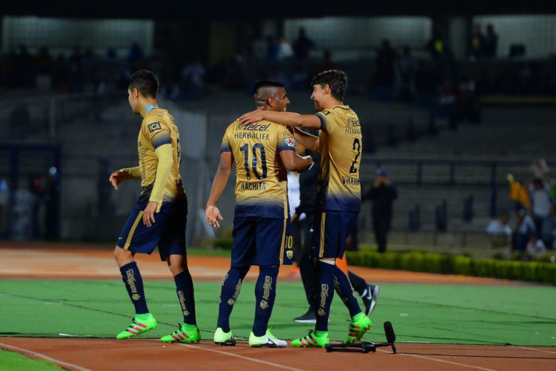 Pumas inaugurará estadio de Alebrijes, hoy a las siete de la noche.