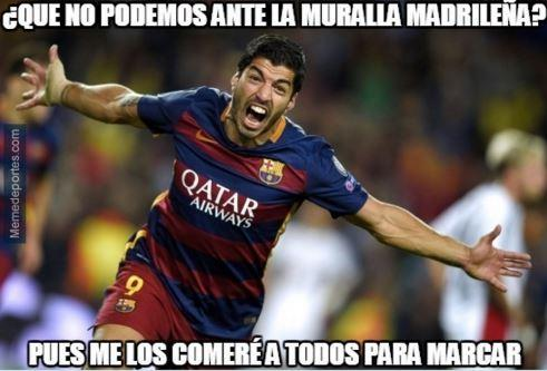 Luis Suárez anotó doblete