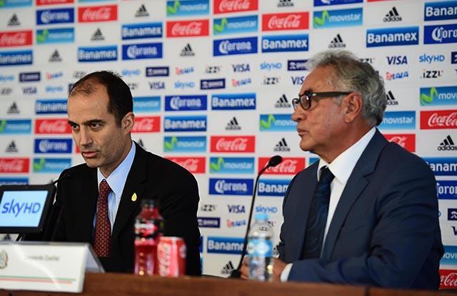 Guillermo Cantú habla sobre la posible creación de una liga de futbol femenil
