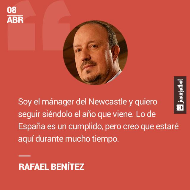 Rafael Benítez
