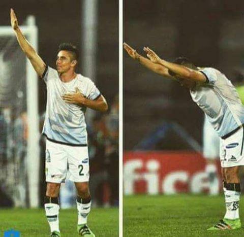 Velarde fue ovacionado por la afición de Pumas