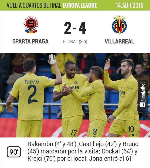 Jonathan Dos Santos dio un buen partido con el Villarreal.