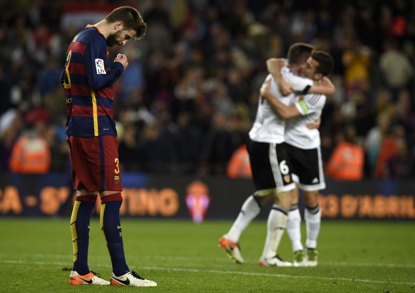 Carles Puyol confía en el Barcelona