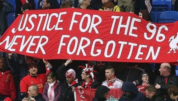 La tragedia de Hillsborough fue homicidio imprudencial no accidente.