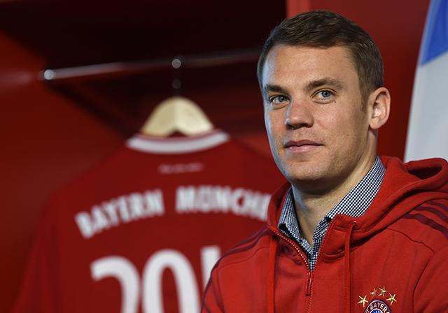 Manuel Neuer confía en que el Bayern Munich le remonte al Atlético de Madrid en Alemania.